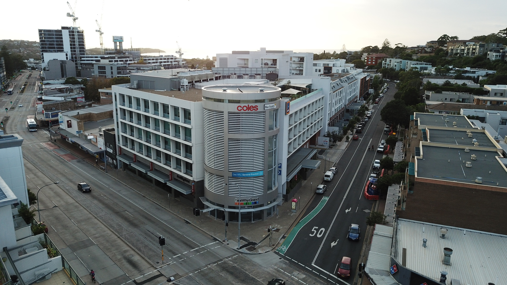 Last Space Available on Level 3 Dee Why Grand Commercial